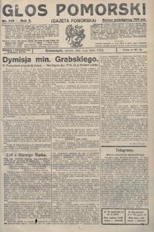 Głos Pomorski. 1923, nr148