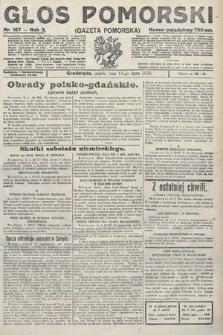 Głos Pomorski. 1923, nr157