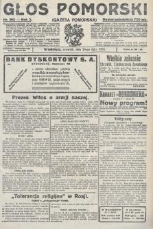 Głos Pomorski. 1923, nr162