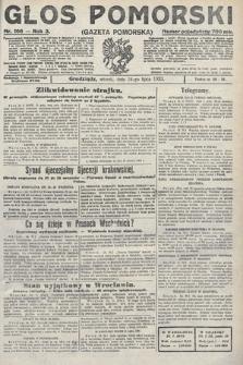 Głos Pomorski. 1923, nr166