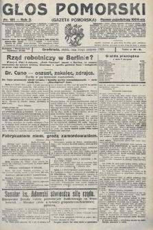 Głos Pomorski. 1923, nr181