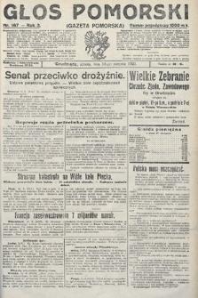 Głos Pomorski. 1923, nr187