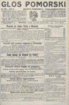 Głos Pomorski. 1923, nr188
