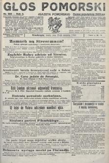 Głos Pomorski. 1923, nr190
