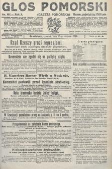Głos Pomorski. 1923, nr191