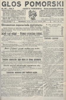 Głos Pomorski. 1923, nr193
