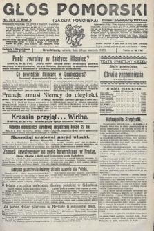 Głos Pomorski. 1923, nr195