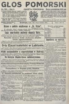 Głos Pomorski. 1923, nr196