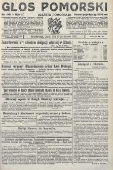 Głos Pomorski. 1923, nr198