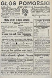 Głos Pomorski. 1923, nr199