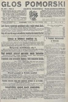 Głos Pomorski. 1923, nr205