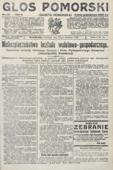 Głos Pomorski. 1923, nr211