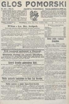 Głos Pomorski. 1923, nr213