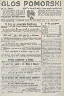 Głos Pomorski. 1923, nr214