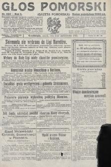 Głos Pomorski. 1923, nr224