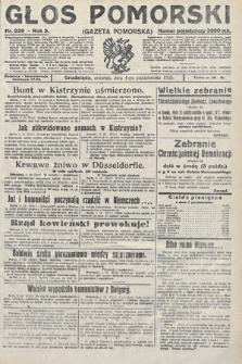 Głos Pomorski. 1923, nr226
