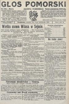 Głos Pomorski. 1923, nr232