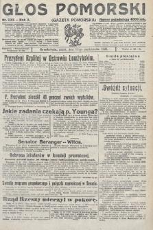 Głos Pomorski. 1923, nr233