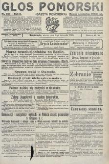 Głos Pomorski. 1923, nr253