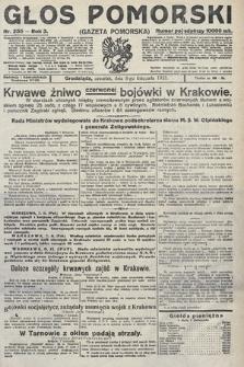 Głos Pomorski. 1923, nr255