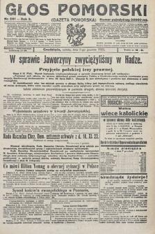 Głos Pomorski. 1923, nr281