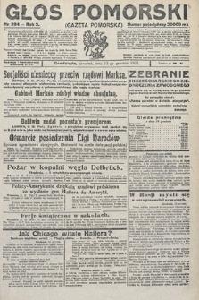 Głos Pomorski. 1923, nr284