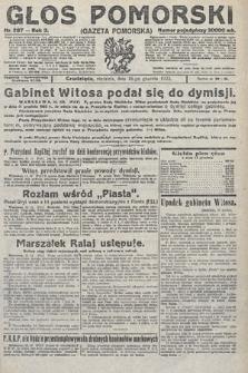Głos Pomorski. 1923, nr287