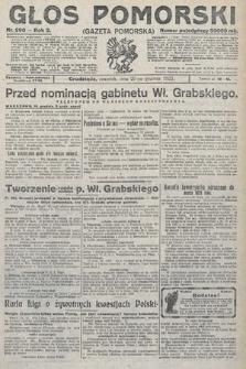 Głos Pomorski. 1923, nr290