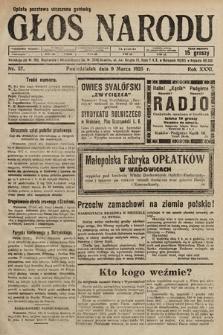 Głos Narodu. 1925, nr57
