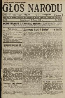 Głos Narodu. 1925, nr59