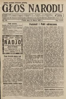 Głos Narodu. 1925, nr60