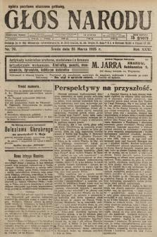Głos Narodu. 1925, nr70