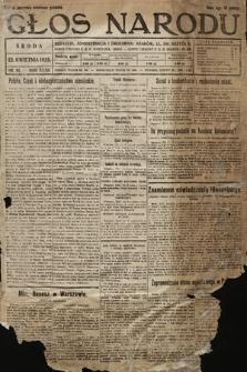 Głos Narodu. 1925, nr92