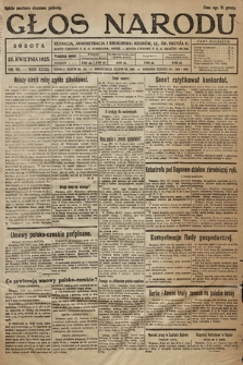 Głos Narodu. 1925, nr95