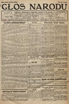 Głos Narodu. 1925, nr100