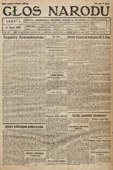Głos Narodu. 1925, nr101