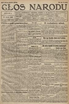 Głos Narodu. 1925, nr121