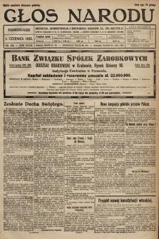 Głos Narodu. 1925, nr126