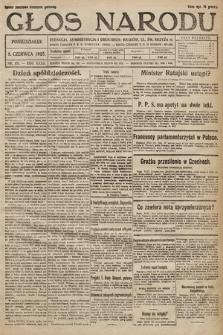 Głos Narodu. 1925, nr131
