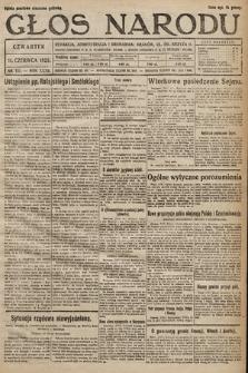 Głos Narodu. 1925, nr133