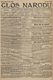 Głos Narodu. 1925, nr135