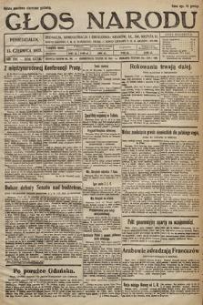 Głos Narodu. 1925, nr136