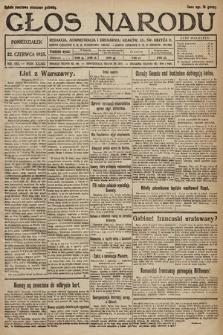 Głos Narodu. 1925, nr142