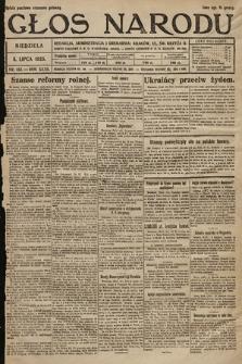 Głos Narodu. 1925, nr152