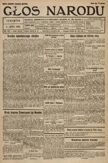 Głos Narodu. 1925, nr155