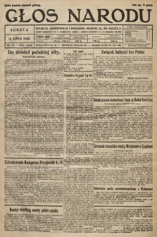 Głos Narodu. 1925, nr157