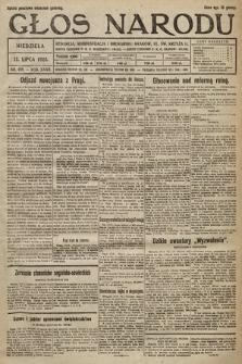 Głos Narodu. 1925, nr158