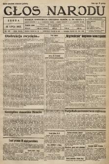 Głos Narodu. 1925, nr160