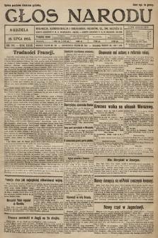 Głos Narodu. 1925, nr164