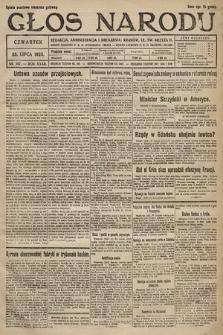 Głos Narodu. 1925, nr167